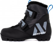 Ботинки для беговых лыж детские Nordway Polar NNN
