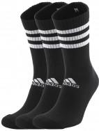 Носки мужские adidas 3-Stripes, 3 пары