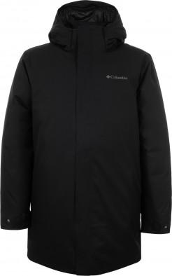 Куртка утепленная мужская Columbia Blizzard Fighter чёрный ...