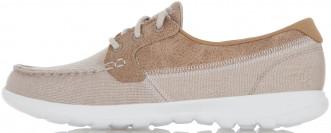 Полуботинки женские Skechers Go Walk Lite-Coral