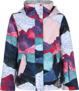 Куртка утепленная для девочек Roxy Jetty Girl