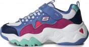 Кроссовки для девочек Skechers D'Lites 3.0 Zenway II