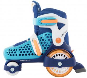 Роликовые коньки детские раздвижные REACTION Junior Boy