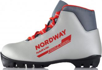Ботинки для беговых лыж детские Nordway Narvik Jr NNN