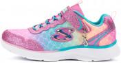 Кроссовки для девочек Skechers Glimmer Kicks-Sea Sparkle