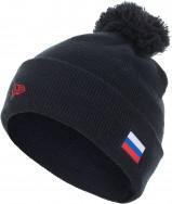 Шапка New Era Lic 885 Russian Star Knit