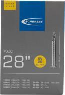 Камера Schwalbe SV20 EXTRA LIGHT 60mm 28