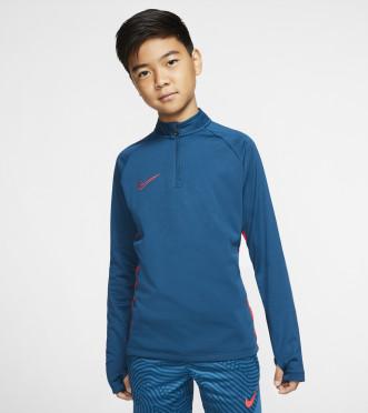 Джемпер футбольный для мальчиков Nike Dri-FIT Academy