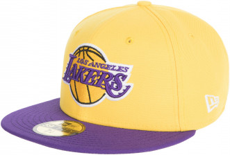 Бейсболка New Era NBA Los Angeles Lakers