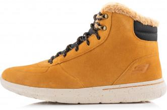 Ботинки утепленные мужские Skechers Go Walk City-Sierra