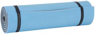 Коврик пенный Outventure синий цвет — купить за 429 руб в интернет-магазине Спортмастер - Товары для туризма и активного отдыха