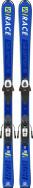Горные лыжи детские + крепления Salomon E S/RACE RUSH Jr + L L6 GW